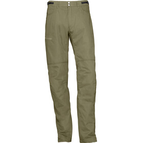 Norrøna M's Svalbard Mid Cotton Pants Olive Night